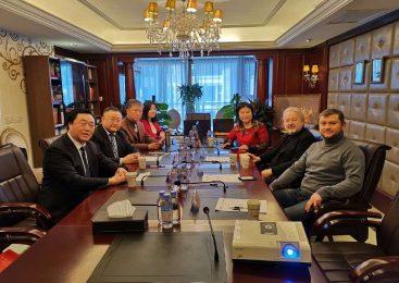 中俄两国智库非正式对话